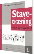 stavetræning med selvkontrol, 4-1 - bog