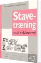 stavetræning med selvkontrol, 4-2 - bog