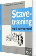 stavetræning med selvkontrol, 6-2 - bog