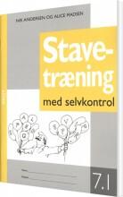 stavetræning med selvkontrol, 7-1 - bog