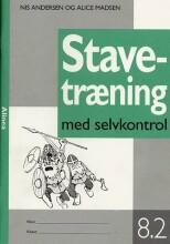stavetræning med selvkontrol, 8-2 - bog