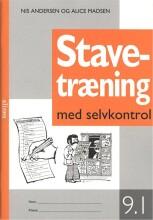 stavetræning med selvkontrol, 9-1 - bog