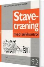 stavetræning med selvkontrol, 9-2 - bog
