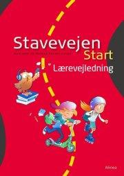 stavevejen start, lærervejledning, 1.-2.kl., ny udgave - bog