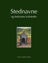 stednavne og førkristne kultsteder - bog