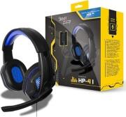 steelplay gaming headset hp-41 - Konsoller Og Tilbehør