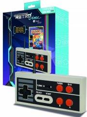 nes classic mini controller - edge gamepad inkl. snydekoder - Konsoller Og Tilbehør