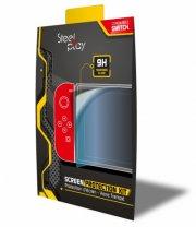 nintendo switch skærmbeskyttelse - toughened glass 9h - Konsoller Og Tilbehør