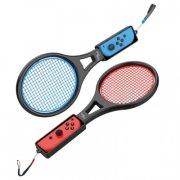 steelplay tennis racket til joy-con switch - 2 stk. - Konsoller Og Tilbehør