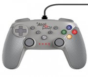 nintendo switch controller wired - grå - Konsoller Og Tilbehør