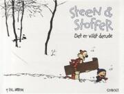 Billede af Steen & Stoffer 11: Det Er Vildt Derude - Bill Watterson - Tegneserie