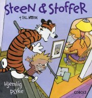 steen & stoffer 5: hjemlig psyke - bog