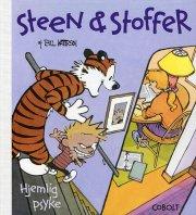 steen & stoffer 5: hjemlig psyke - Tegneserie