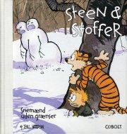 steen & stoffer 7: snemænd uden grænser - Tegneserie