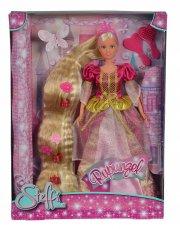 steffi love dukke - rapunzel i pink - Dukker