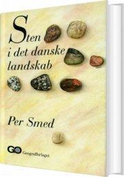 sten i det danske landskab - bog