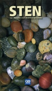 sten - lær stenene på stranden at kende - bog