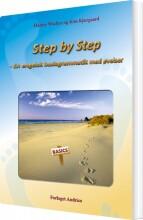 step by step - facithæfte - bog