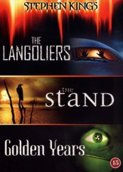 the stand // the langoliers // the golden years - DVD