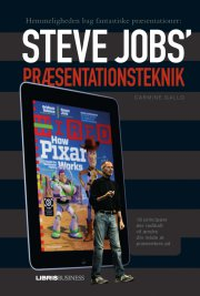 steve jobs' præsentationsteknik - bog