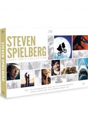 steven spielberg director's collection box - Blu-Ray
