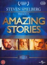 steven spielberg - fantastiske fortællinger - del 1 - DVD