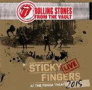 the rolling stones - sticky fingers live at the fonda theatre (3lp + 1dvd) - Vinyl / LP