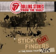 the rolling stones - sticky fingers - live at the fonda theatre - cd