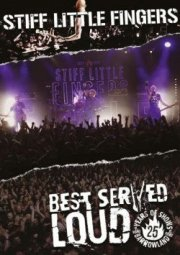 stiff little fingers - best served loud - live at barrowland - Blu-Ray