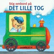 stig ombord på det lille tog - bog