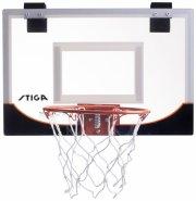 stiga basketballkurv med bold - 46 x 30 cm - Udendørs Leg