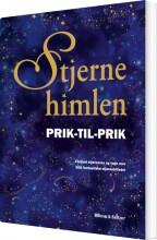 stjernehimlen - prik til prik - bog