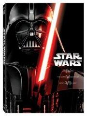 star wars dvd box - de originale film - episode 4, 5, 6 - DVD