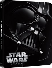 star wars 4 / iv a new hope - limited steelbook edition - Blu-Ray
