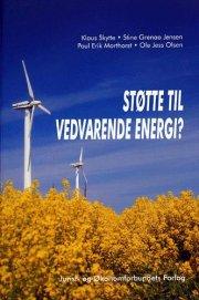 støtte til vedvarende energi? - bog