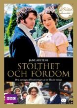 stolthed og fordom / pride and prejudice - bbc - DVD