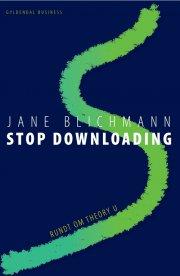 stop downloading - bog
