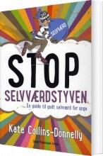 stop selvværdstyven - bog