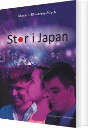 stor i japan - bog