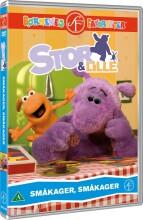 stor og lille 6 - småkager småkager - DVD