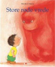 store røde vrede - bog