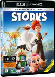 storkene - 4k Ultra HD Blu-Ray