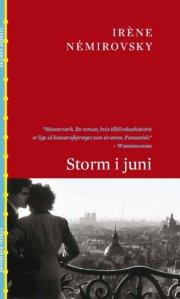 storm i juni - bog