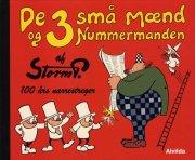 storm p. - de 3 små mænd og nummermanden - bog