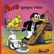 storm p. - ping hjælper peter - bog