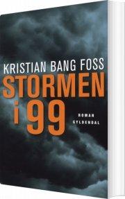 stormen i 99 - bog