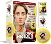 stormfulde højder / lonesome jim / heartbreaker - DVD
