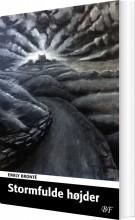 stormfulde højder - bog