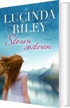 stormsøsteren / stormens søster - bog 2 - bog