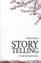 storytelling i terapi og supervision - bog